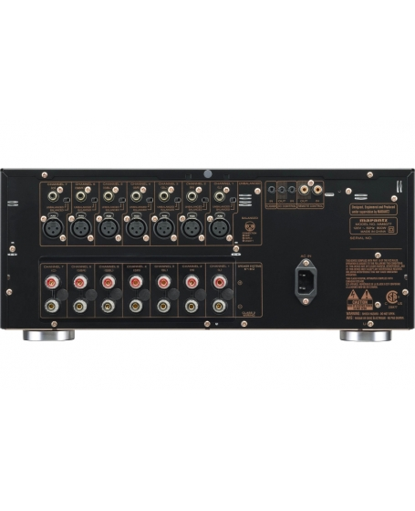 Marantz MM8077 Hi End 150W 7ch Power Amplifier