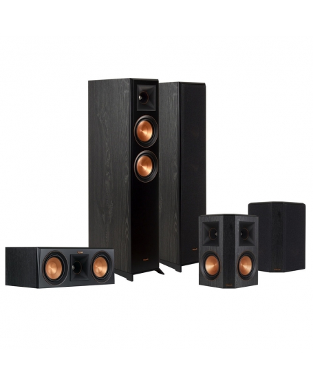 Klipsch RP-5000F 5.0 Home Theater Package