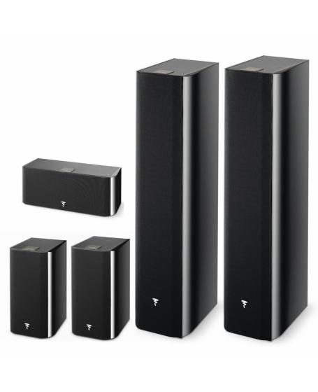 Focal 716 5.0 Speaker Package Made In France