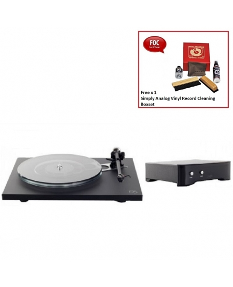 Rega Planar 6 Turntable with Ania MC Cartridge & Neo PSU Made In England