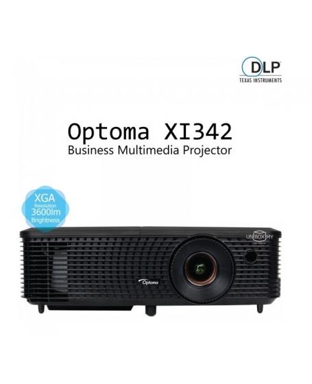 Optoma XI342 DLP XGA Projector