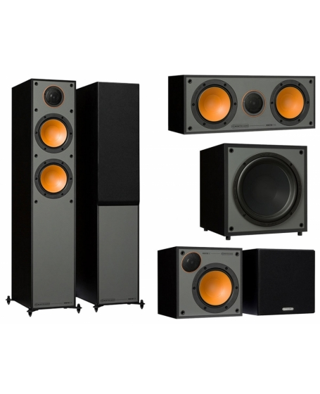 Monitor Audio Monitor 200 5.1 Speaker Package