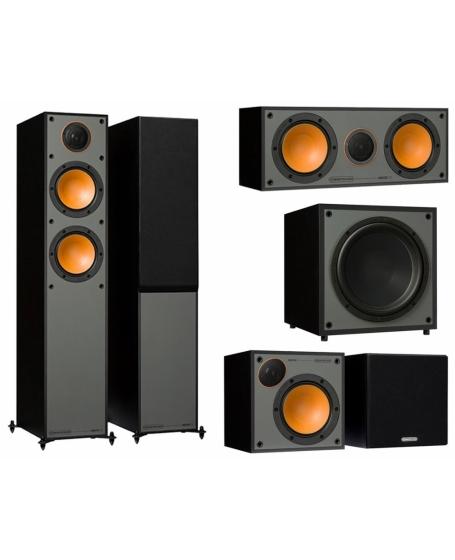 Monitor Audio Monitor 200 5.1 Speaker Package