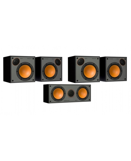 Monitor Audio Monitor 50 5.0 Speaker Package