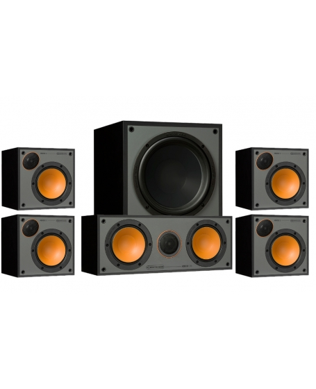 Monitor Audio Monitor 50 5.1 Speaker Package