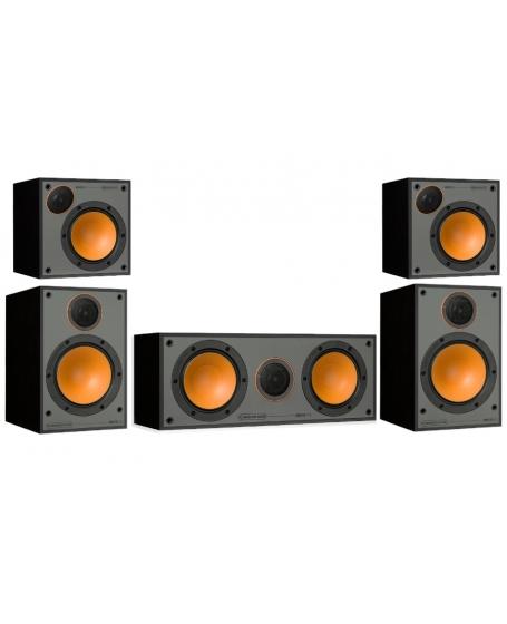 Monitor Audio Monitor 100 5.0 Speaker Package