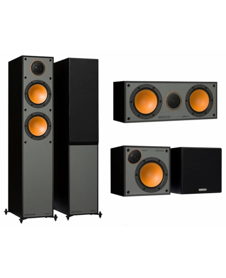 Monitor Audio Monitor 200 5.0 Speaker Package