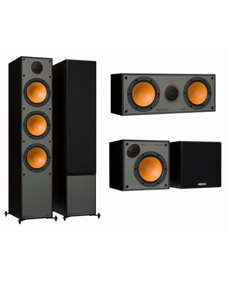 Monitor Audio Monitor 300 5.0 Speaker Package