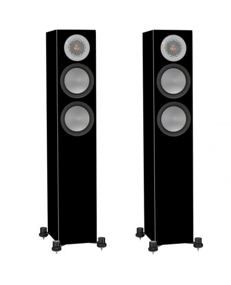 Monitor Audio Silver 200 5.0 Speaker Package.