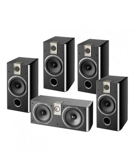Focal 706 5.0 Speaker Package