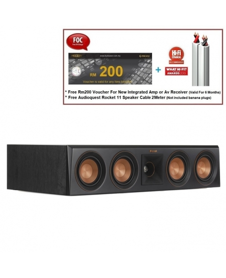 Klipsch RP-404C Reference Premier Center Speaker