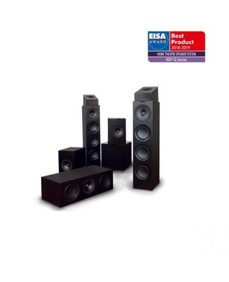 KEF Q750 5.1.2 Speaker Package