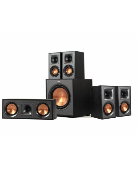 Klipsch R-51M 5.1 Speaker Package