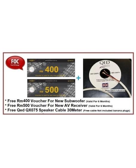 Klipsch R-620F 5.0 Speaker Package