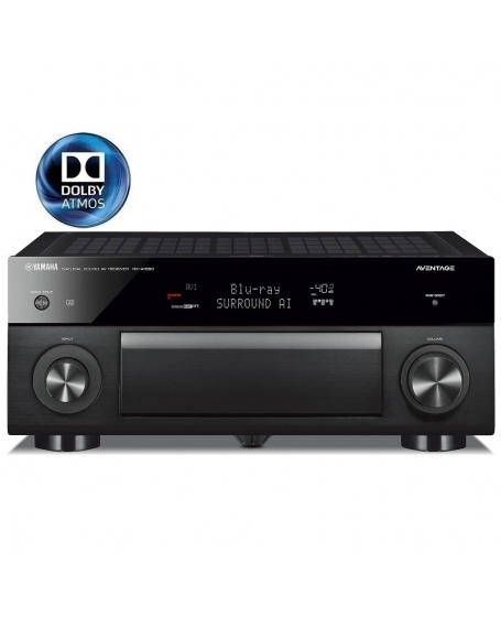 Yamaha RX-A1080 7.2Ch Atmos Network Av Receiver