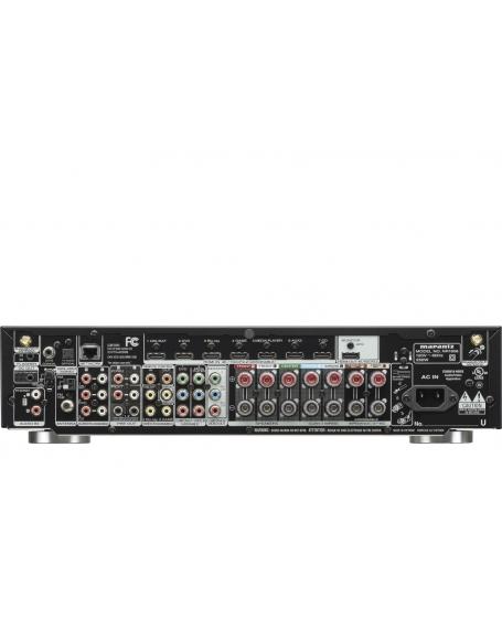 ( Z ) Marantz NR1609 Slim 7.2Ch Atmos Network Av Receiver (Opened Box New) - Sold Out 18/07/21