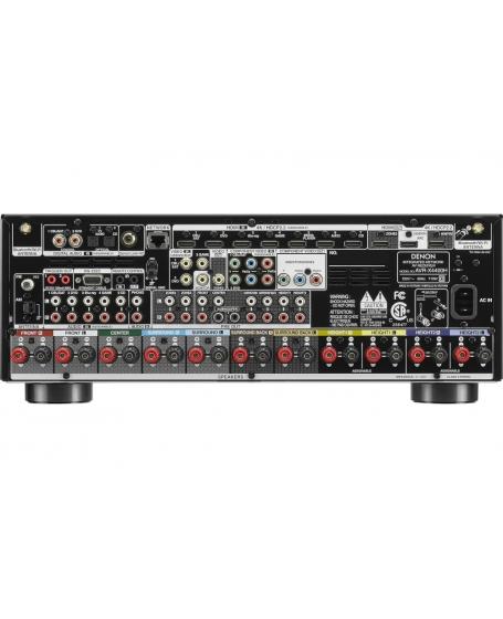 Denon AVR-X4400H 9.2Ch Atmos Network AV Receiver