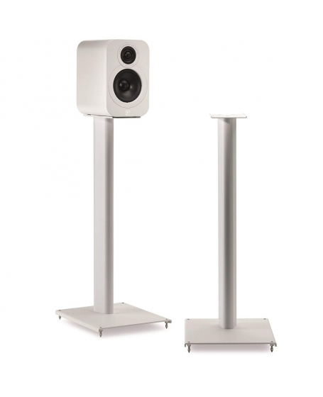 Q Acoustics 3020 with Q Acoustics 3000ST Speaker Stand