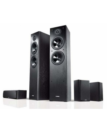 Yamaha NS-51 Home Theatre 5Pc Speaker Package ( PL )