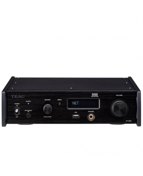 TEAC NT-505 USB DAC & Network Player