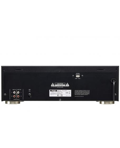 TEAC W-1200 Double Cassette Deck