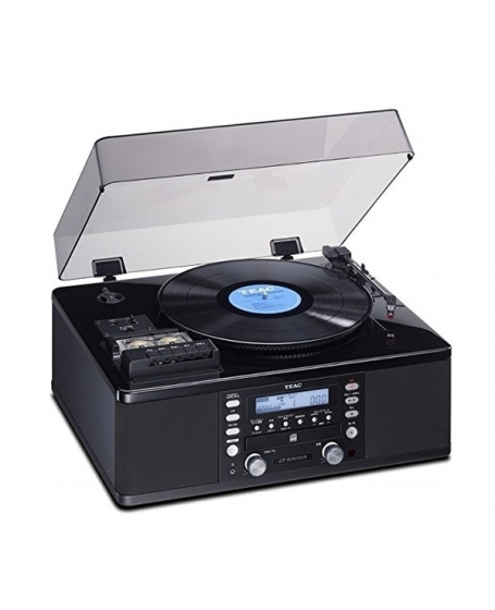 TEAC LPR550-USB CD Recorder with Cassette And Turntable
