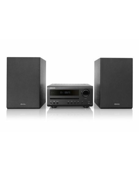 Denon D-T1 Hi-Fi Mini System with CD and Bluetooth