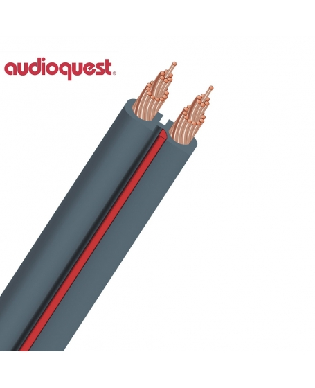 Audioquest X2 Grey Speaker Cable 50FT