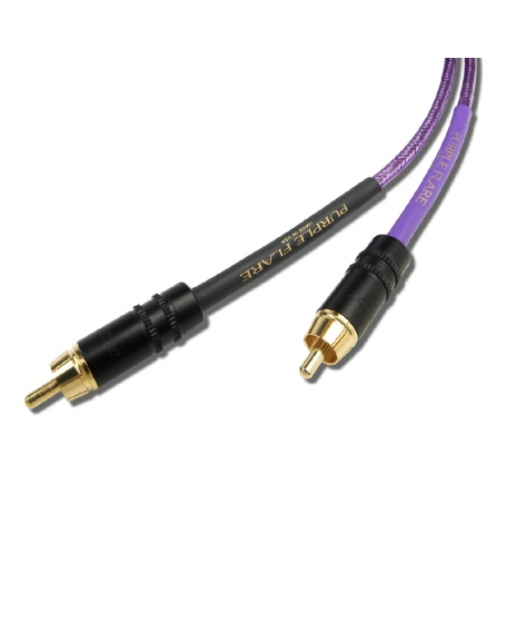 Nordost Purple Flare 1m Interconnect Made In USA