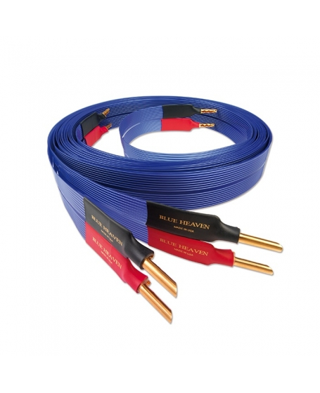Nordost Blue Heaven 2.5m Speaker Cable Made In USA