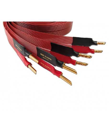 Nordost Red Dawn 2.5m Speaker Cable Made In USA