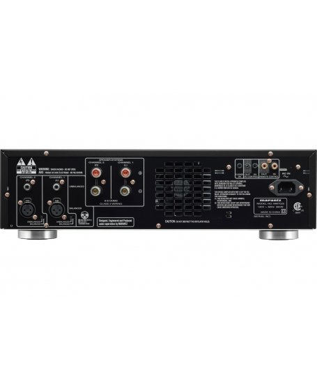 Marantz MM7025 140W 2Ch Power Amplifier