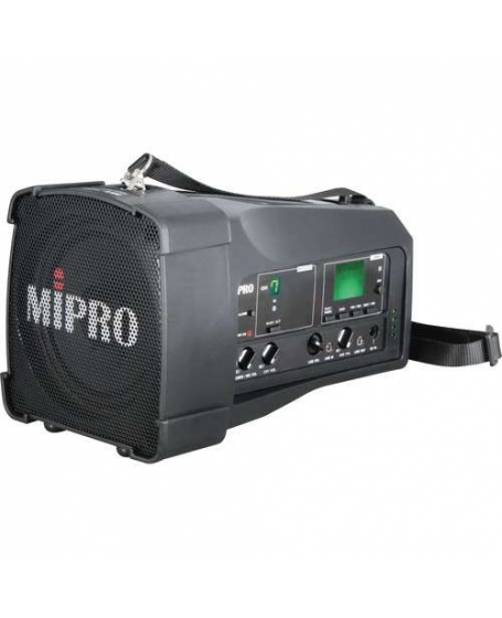 Mipro MA-100SB Personal Wireless PA System With 1 Handheld Mic