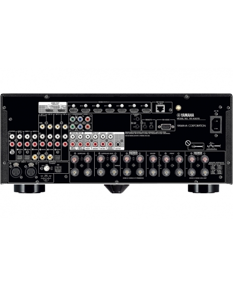 Yamaha RX-A3070 9.2CH Atmos Network AV Receiver ( DU )