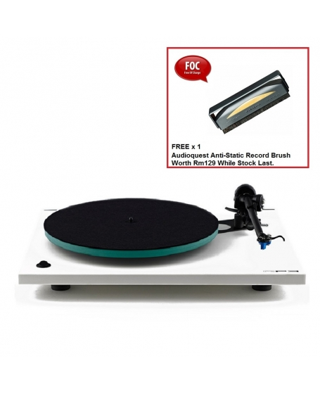 Rega RP3 Turntable With Elys 2 Cartridge