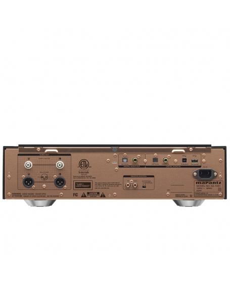 Marantz SA-10 SACD/CD Player with USB DAC and Digital Inputs Made in Japan