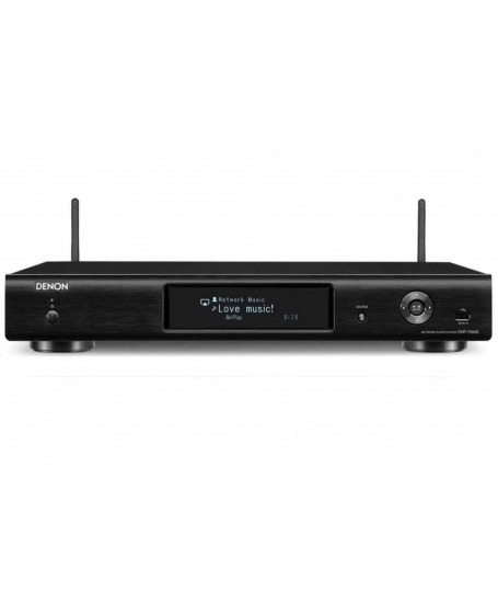 Denon DNP-730AE Network Audio Player with AirPlay