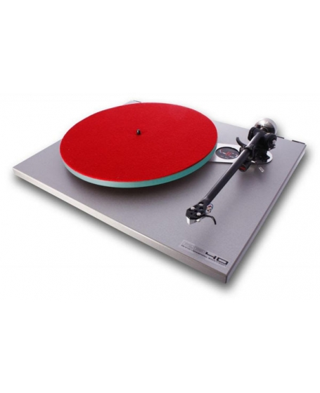 Rega RP40 40th Anniversary Turntable With TT-PSU, silicon drive belt and Elys40 cartridge