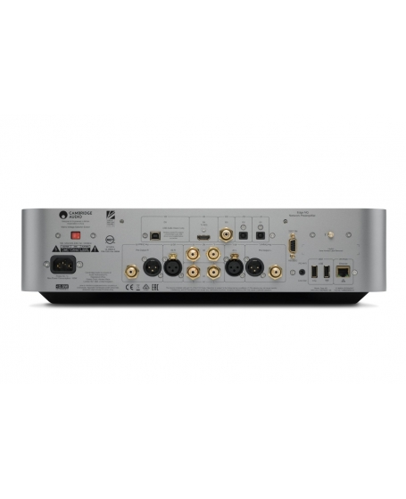 Cambridge Audio Edge NQ Preamp + Network Player