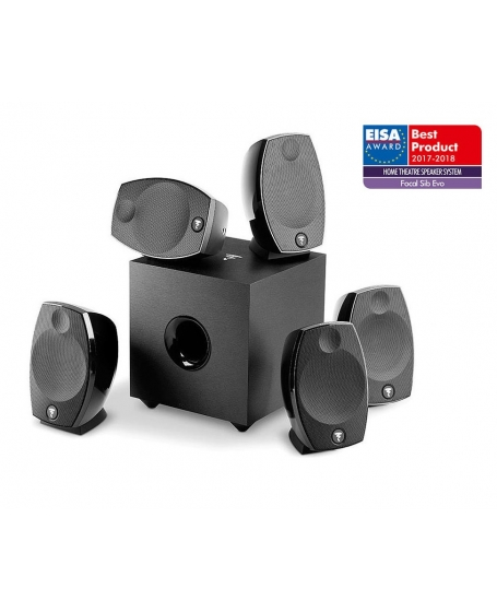 Focal SIB EVO Dolby Atmos 5.1.2 Speaker Package