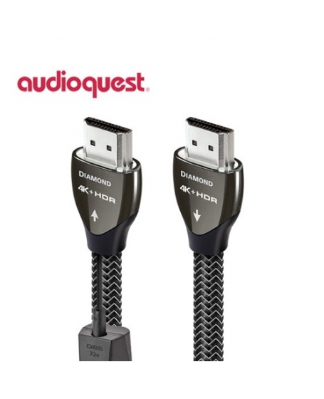 AudioQuest Diamond 2M HDMI 4K Cable