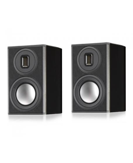 Monitor Audio Platinum PL100 MKII Bookshelf Speaker (Opened Box New)
