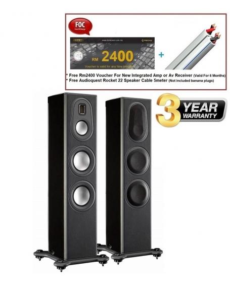 Monitor Audio Platinum PL200 MKII Floorstanding Speaker