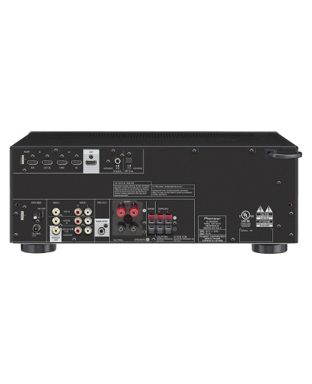 Pioneer VSX-524 5.1-Channel AV Receiver ( DU )