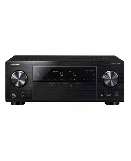Pioneer VSX-823-K 5.1 Channel Networked AV Receiver ( DU )