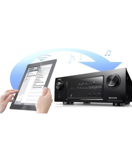 Denon AVR-X3000 7.2Ch Network AV Receiver ( PL )