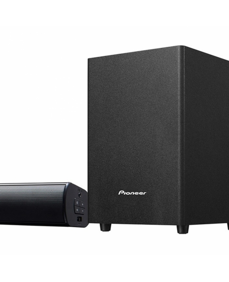 Pioneer SBX-301 Soundbar Bluetooth Soundbar With Wireless Subwoofer