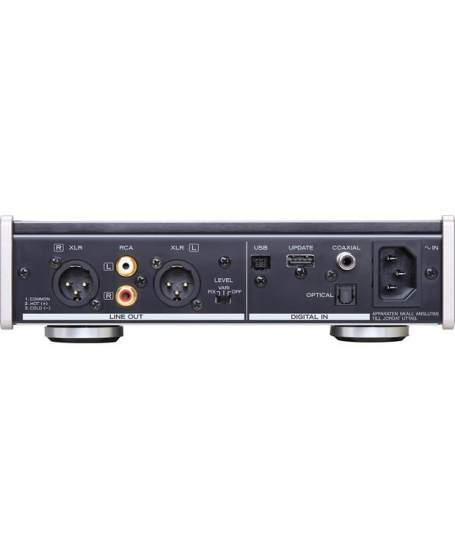 TEAC UD-301 D/A Converter with USB Streaming