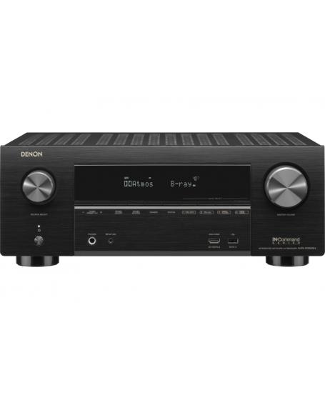 Denon AVR-X2500H VS Denon AVR-X3500H