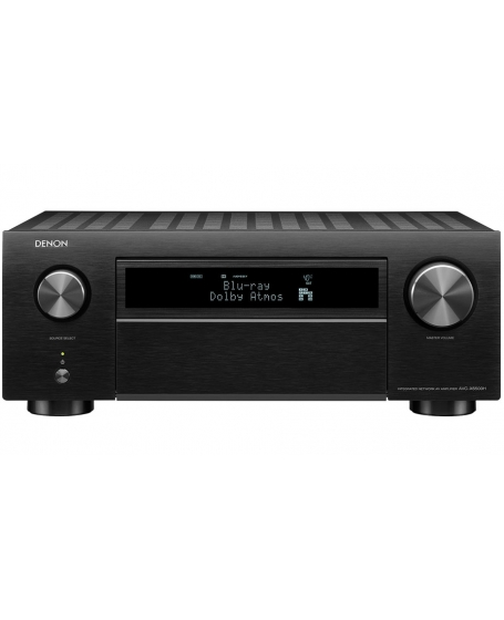Denon AVR-X4500H VS Denon AVR-X6500H